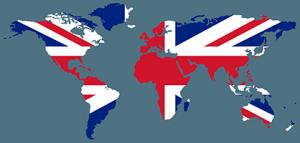 Países que hablan inglés