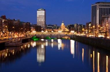 Dublin - aprender inglés en Irlanda