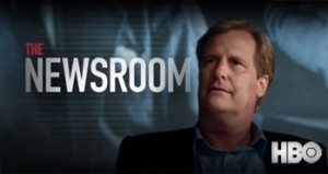 The Newsroom - serie para aprender inglés