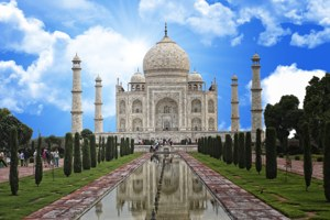 Vocabulario inglés para viajar a al India